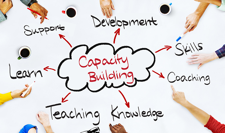 Capacity Building Pictures Capacity Building is What